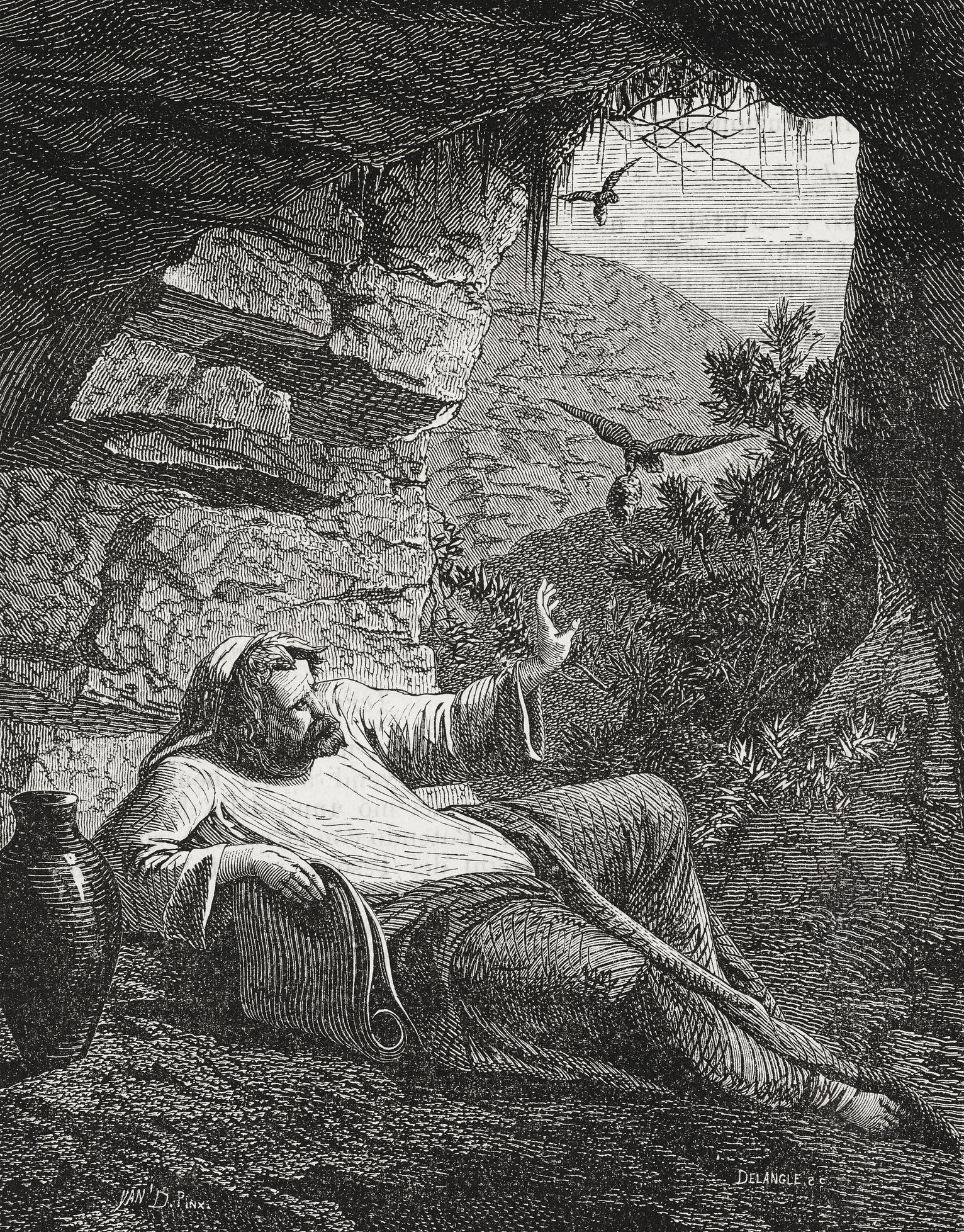 A Biography of Elijah, a Prophet of the Old Testament