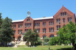 Marist Hall at Catholic University of America