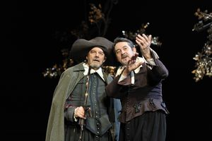 UK - 'As You Like It' performance in Kingston Upon Thames