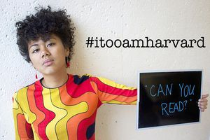 A Black Harvard student shows how racism impacts her experience