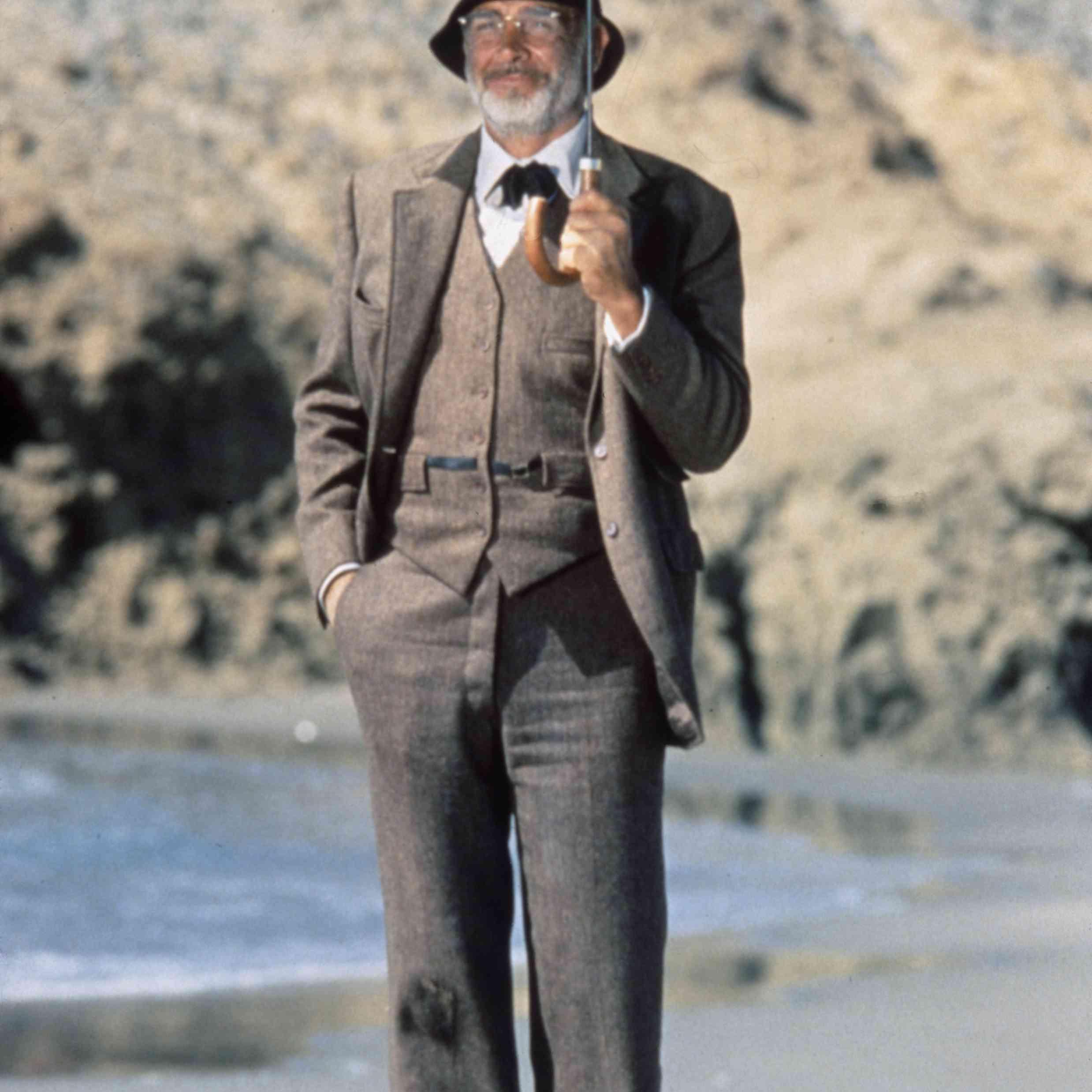 Professor Henry Jones