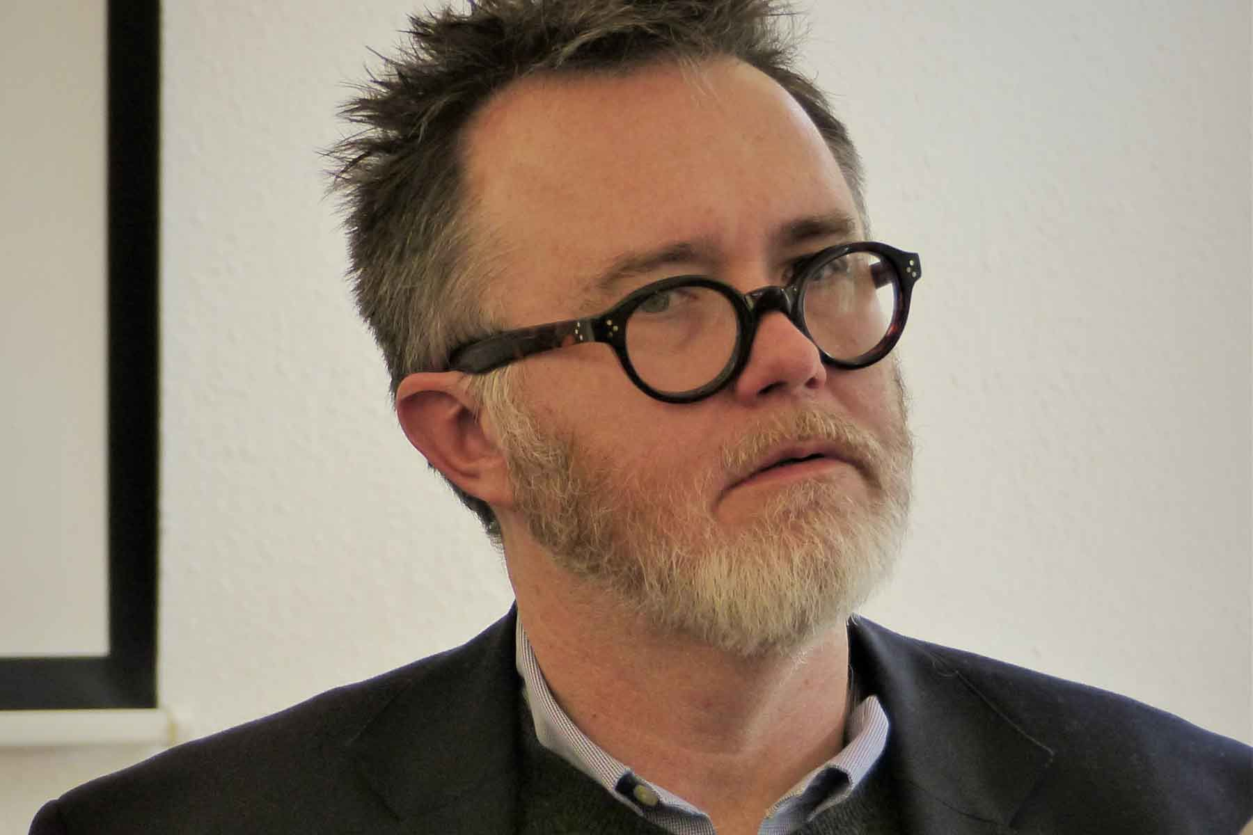 National Review commentator Rod Dreher.