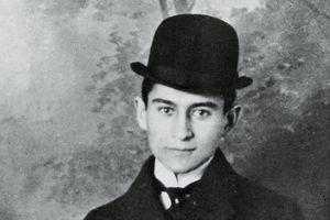 Portrait Franz Kafka
