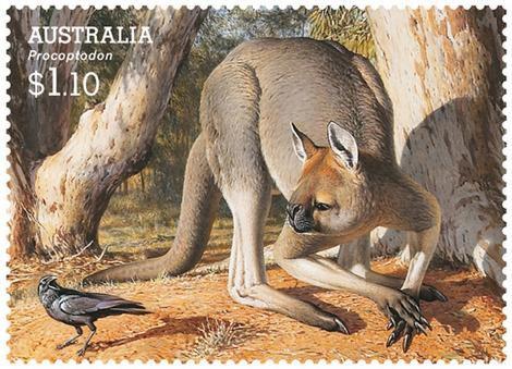 giant short-faced kangaroo