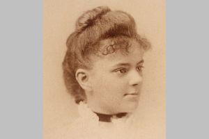 Elizabeth Blackwell, about 1850