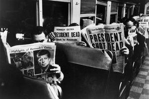 John F. Kennedy [Death]