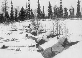Winter War of WWII