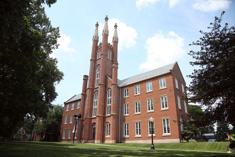 Old Main at Franklin & Marshall College