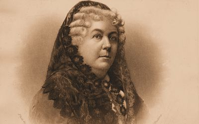 Elizabeth Cady Stanton Quotes on Women, Equality & Life