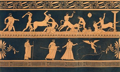 Five Ages of Man in Greek Mythology According to Hesiod