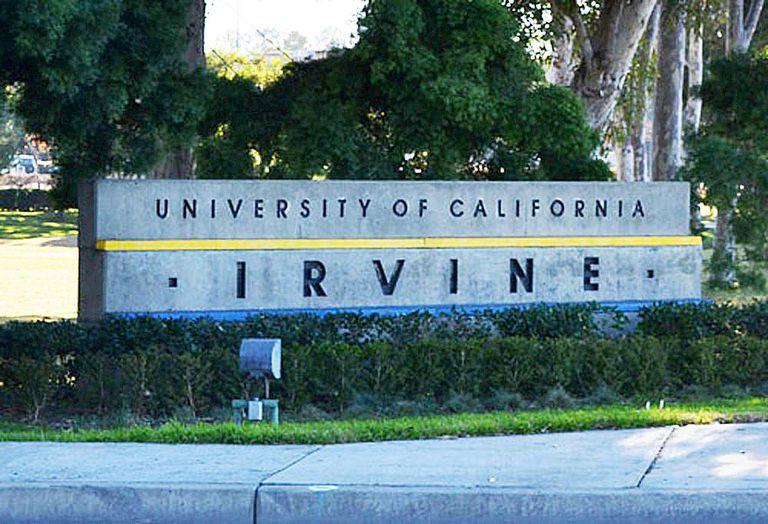 Photo Tour of the University of California, Irvine Uc Irvine Campus Life