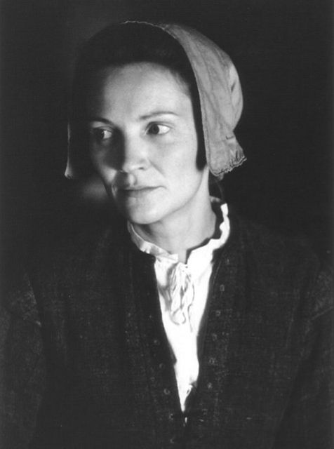 Still of Joan Allen in The Crucible (1996)