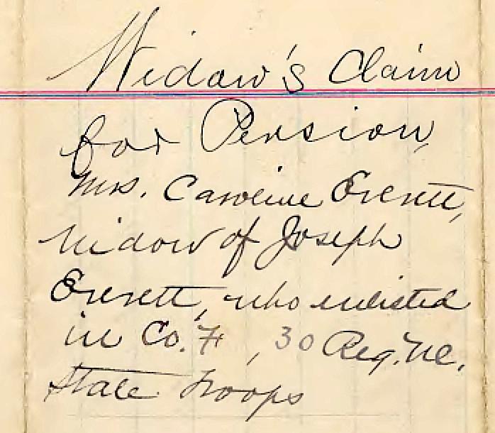 Civil War Confederate Pension Records Online