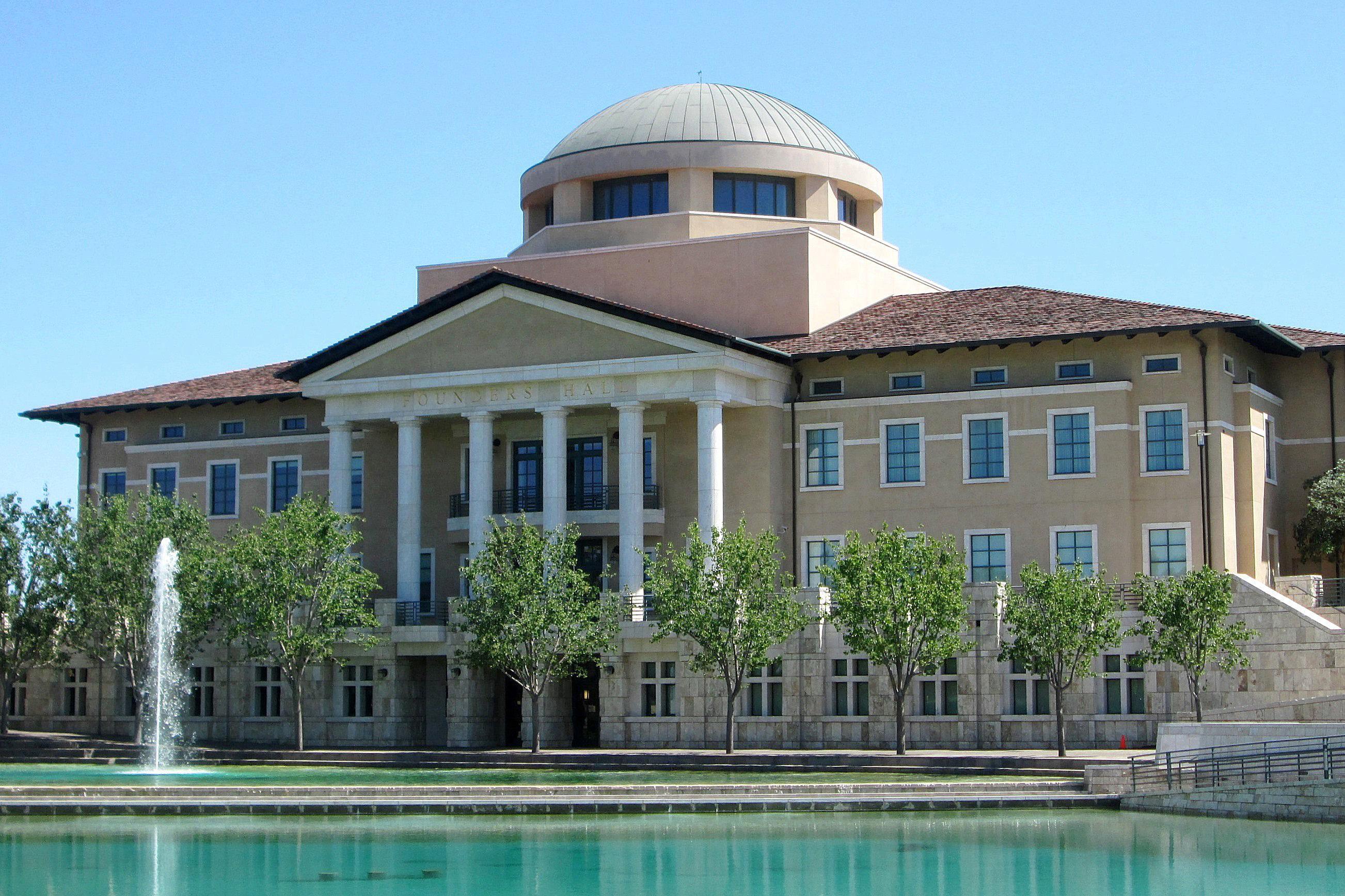 Founders Hall at Soka University of America