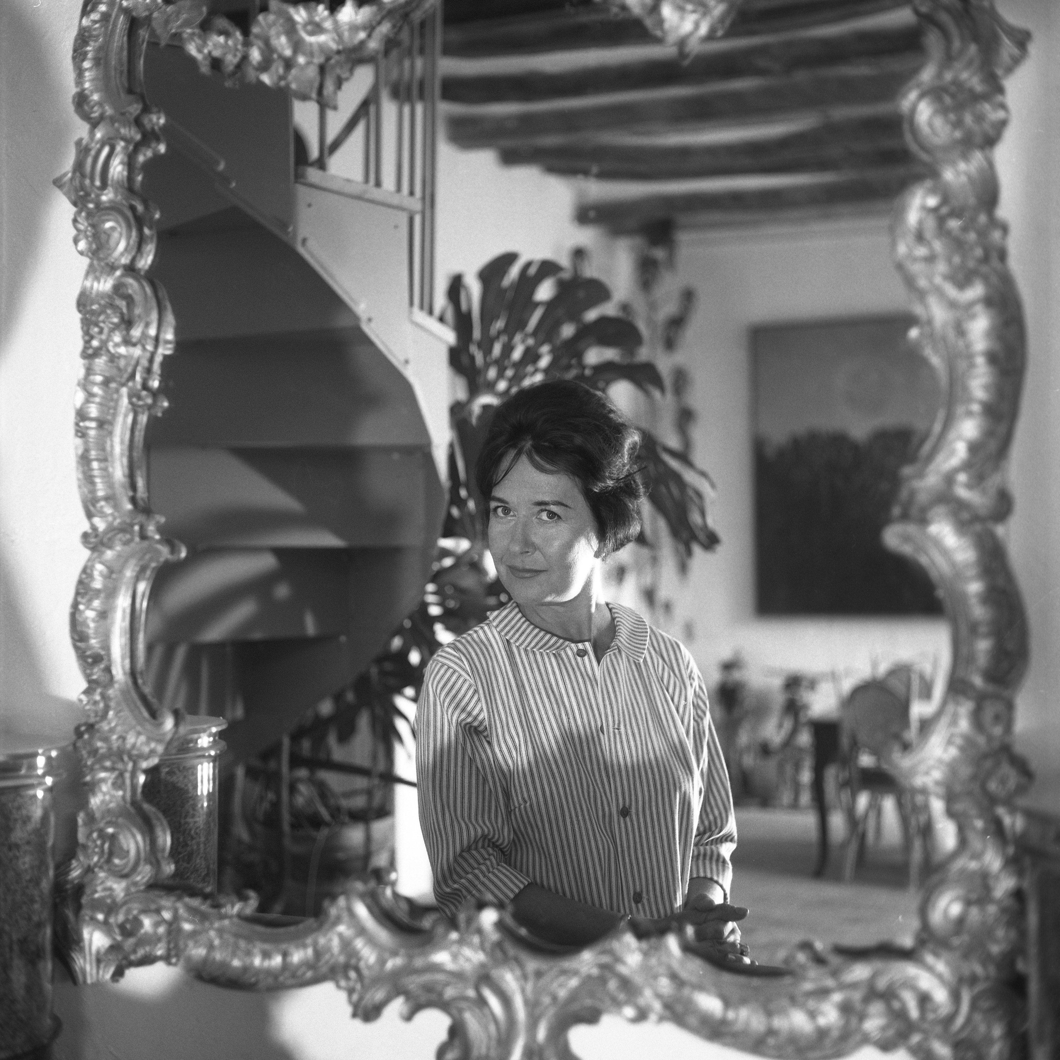 Portrait of Dorothea Tanning