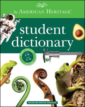 American Heritage Student Dictionary
