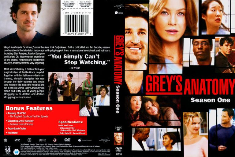 Greys Anatomy Season 1 Episode Guide
