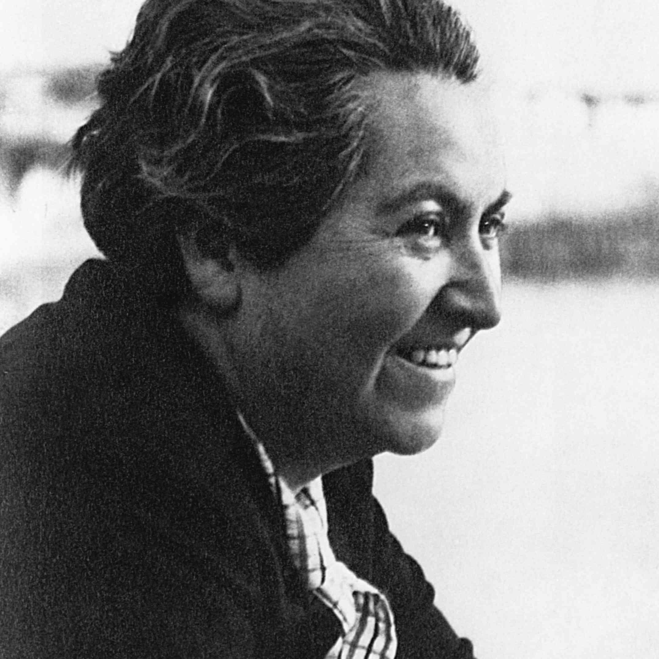 Gabriela Mistral, 1940