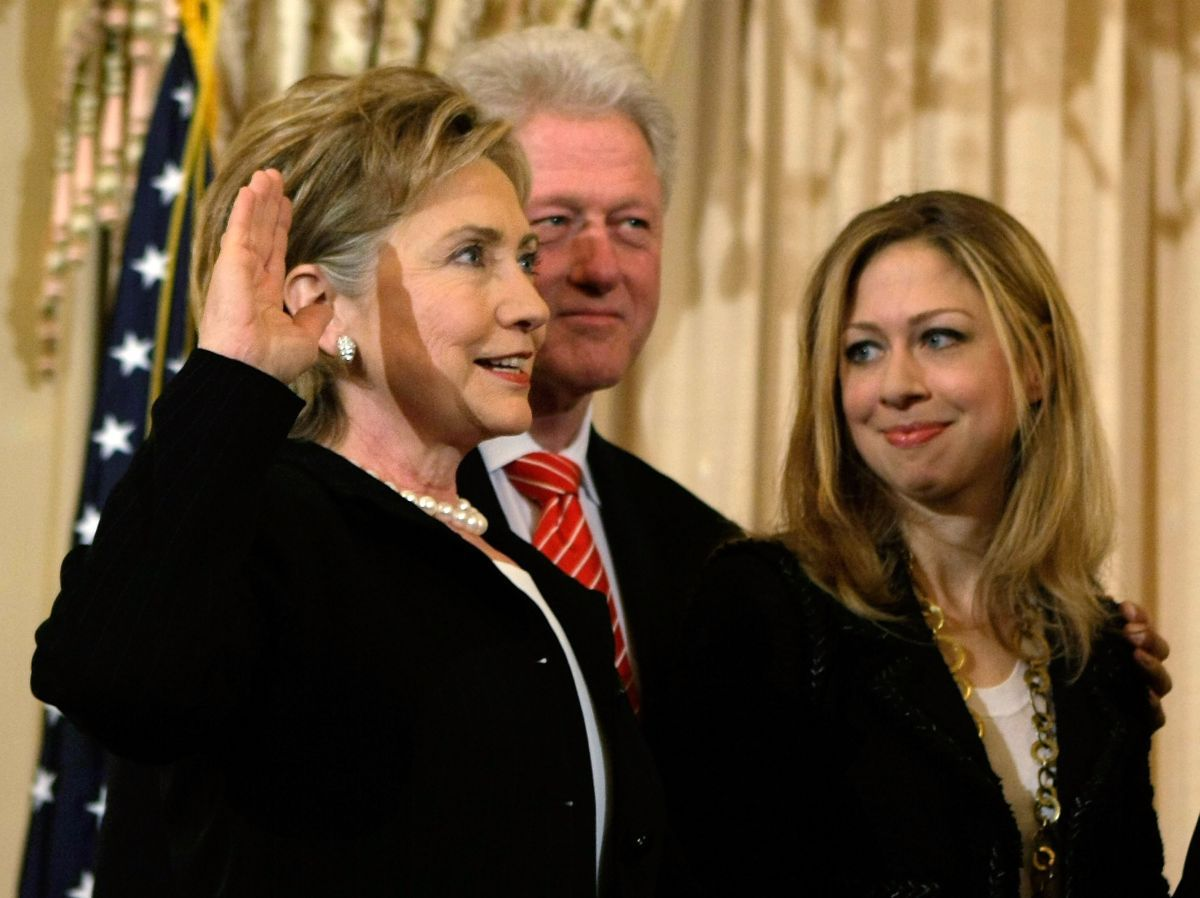 Hillary Clinton Secretary of State