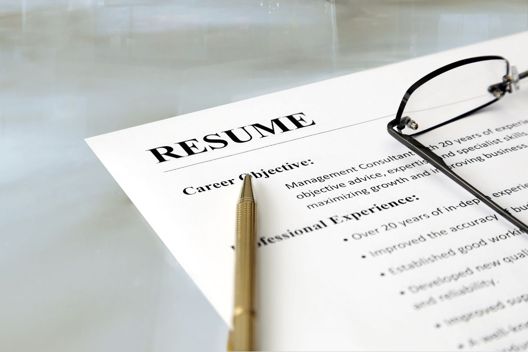 dos and donts of writing a law school resume
