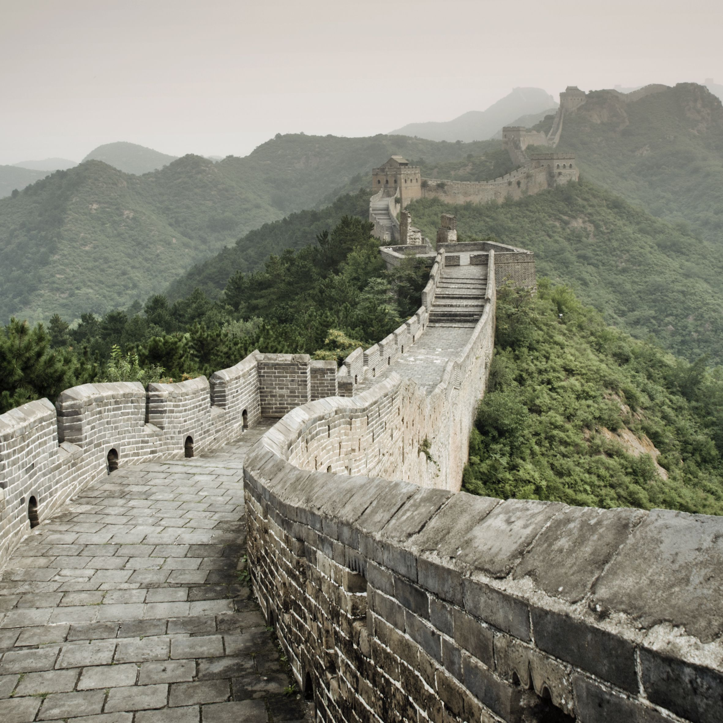 Geography And History Of The Great Wall Of China