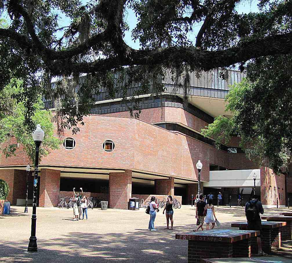 University of Florida Turlington Hall