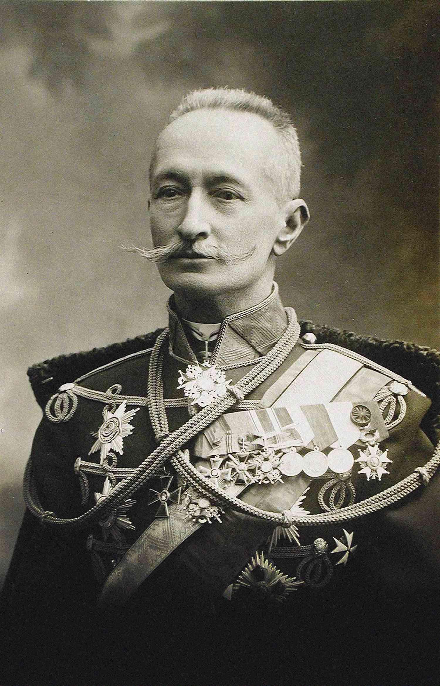 General Aleksei Alekseevich Brusilov