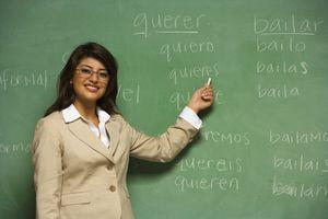 teaching about querer