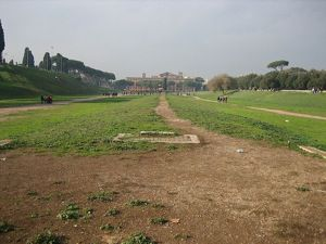 Circus Maximus at Rome