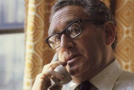 Secretary of State Henry Kissinger