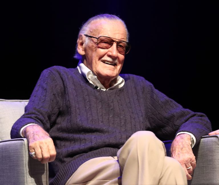 Extraordinary: Stan Lee - Arrivals