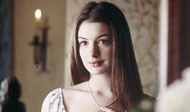 Anne hathaway on ella enchanted her princess roles publicscrutiny Gallery