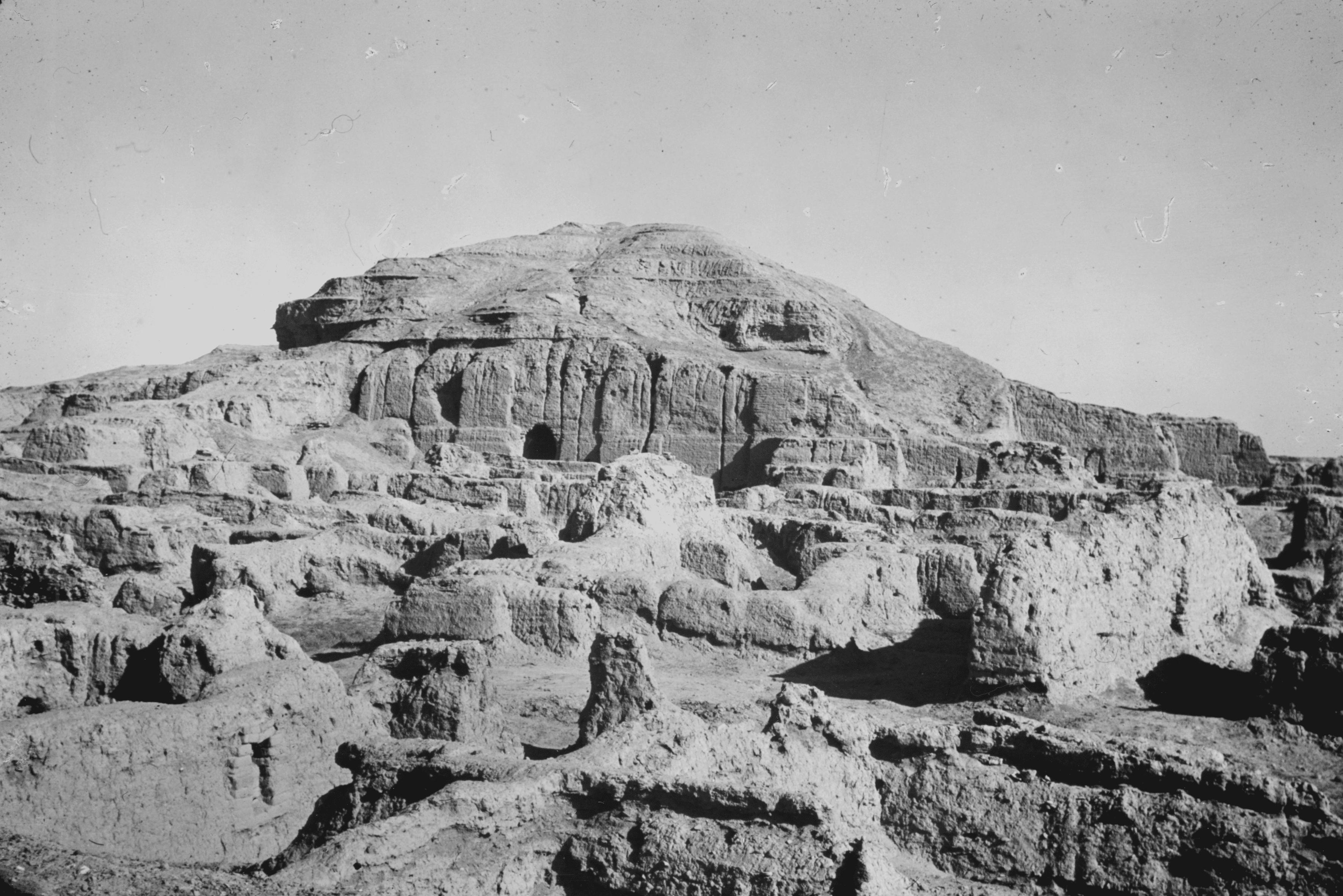 Ziggurat of Warka, Mesopotamia