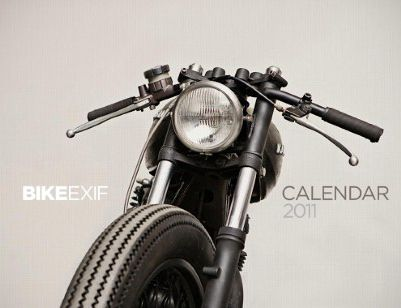 Bike EXIFs Motorcycle Calendar Makes An Affordable Holiday Gift For Enthusiasts Photo C EXIF