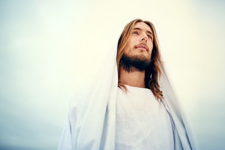 profile of jesus christ the central figure in christianity
