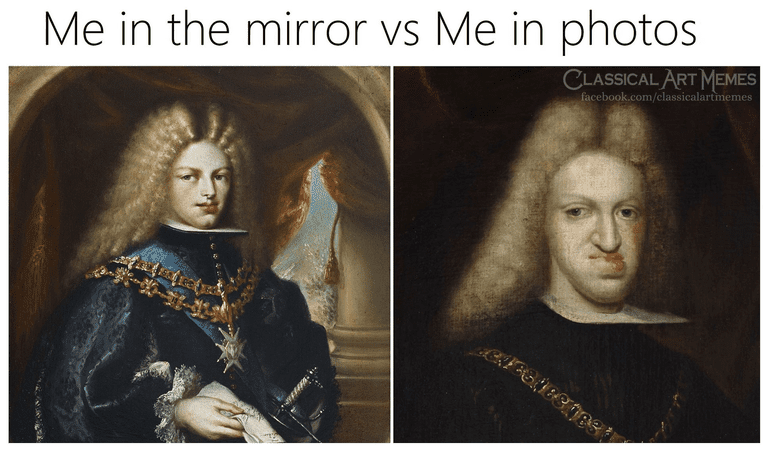 30 Hilarious Art Memes That Put a Modern Spin on Old Classics
