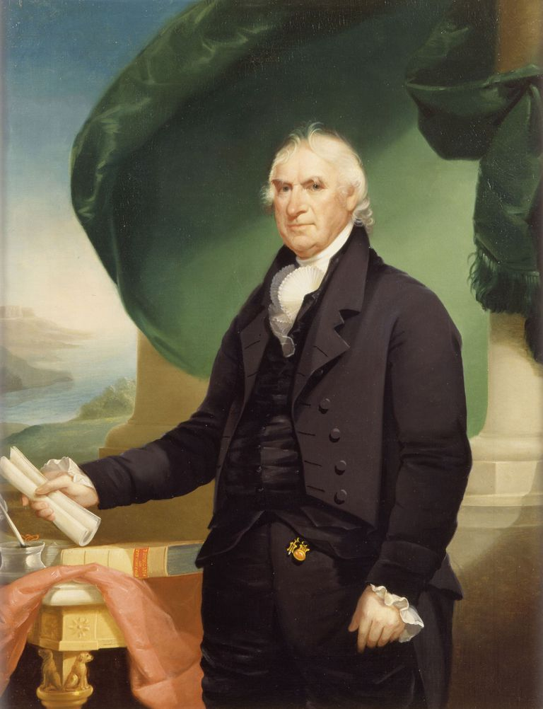 George Clinton - New York Governor and Vice President