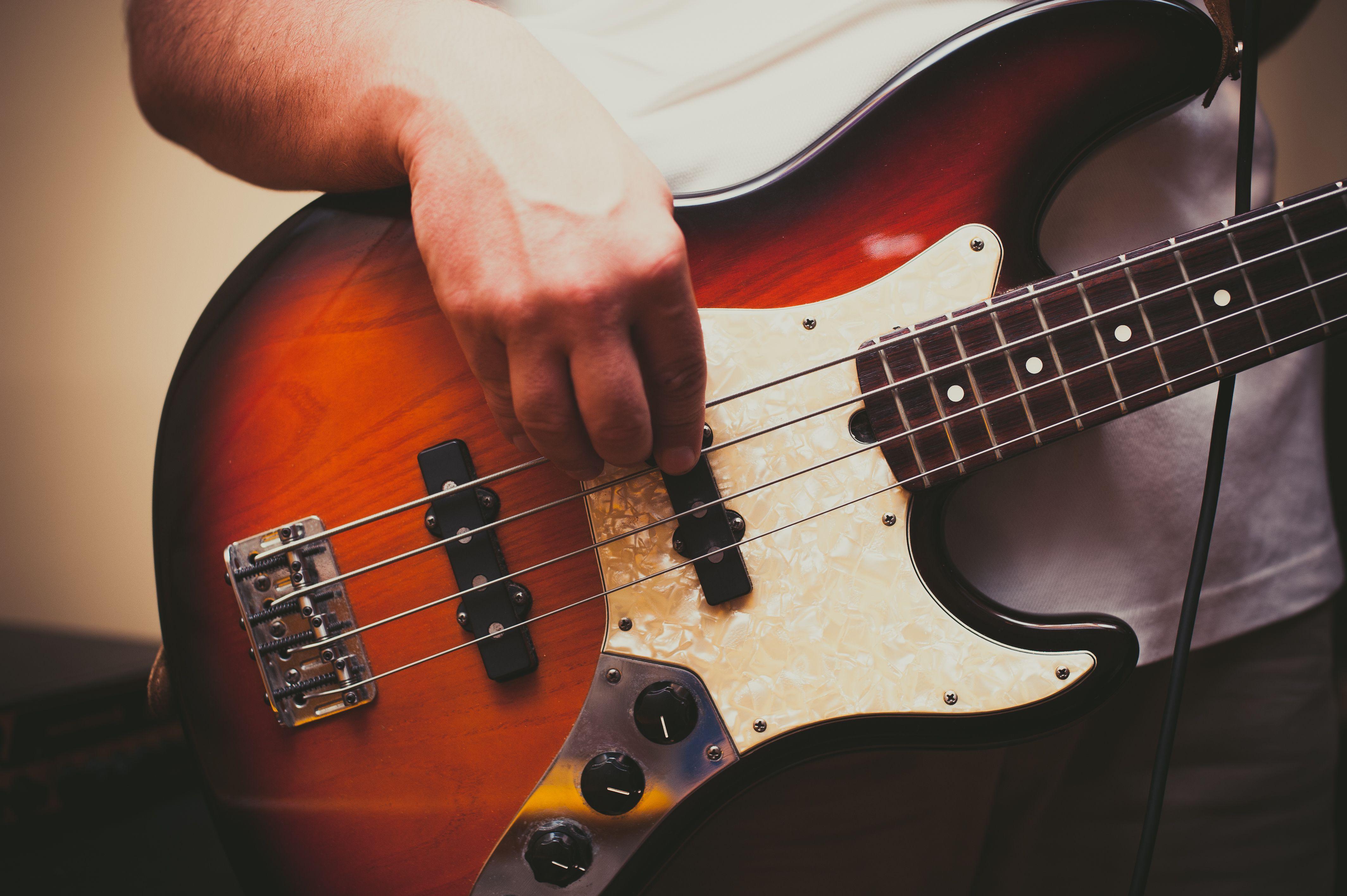 Electric Bass Guitar Finger Chart Wwwtollebildcom