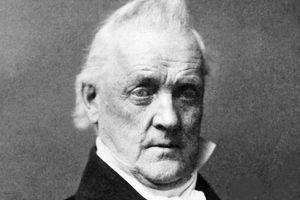 James Buchanan, the 15th U.S. president