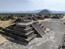 The Pyramids of Teotihuacan