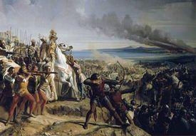 Fighting at Montgisard