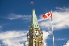 Canada's Parliament building