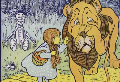 Quotes About Courage From the Cowardly Lion