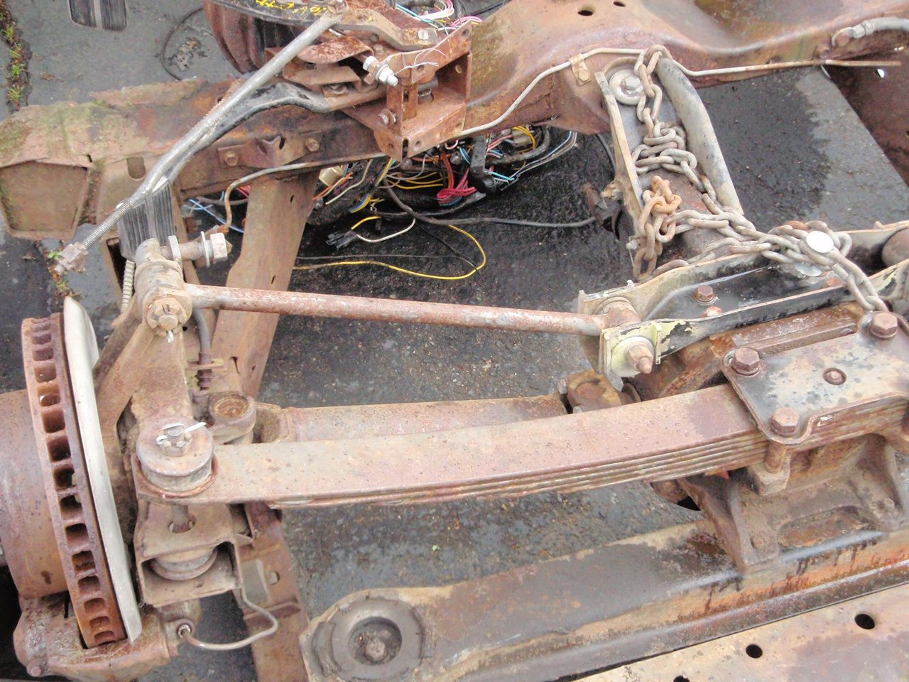 Spotting and Fixing Corvette Frame Damage