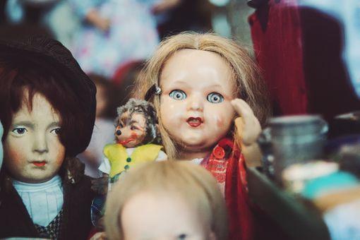 Creepy Life-like Dolls