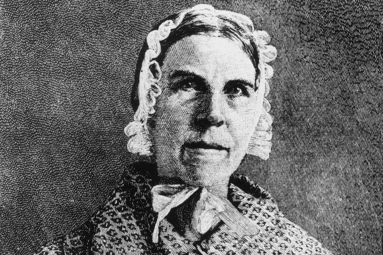 Sarah Grimke