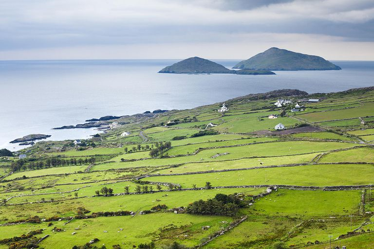 County Kerry, Ireland, landscape