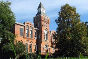 Michigan State University - Linton Hall