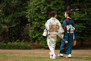 Women in Tokyo, Japan