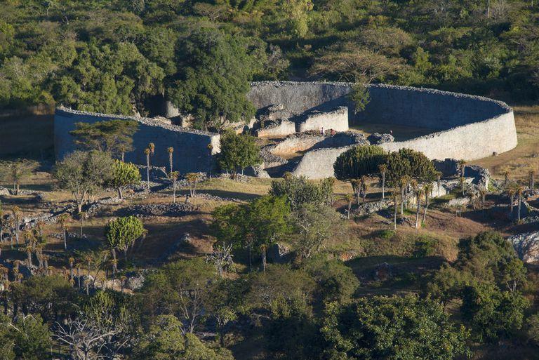 Great Zimbabwe Ruins, Masvingo, Zimbabwe